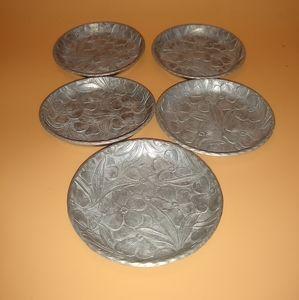 Everlast Forged Aluminum Coasters 1950's